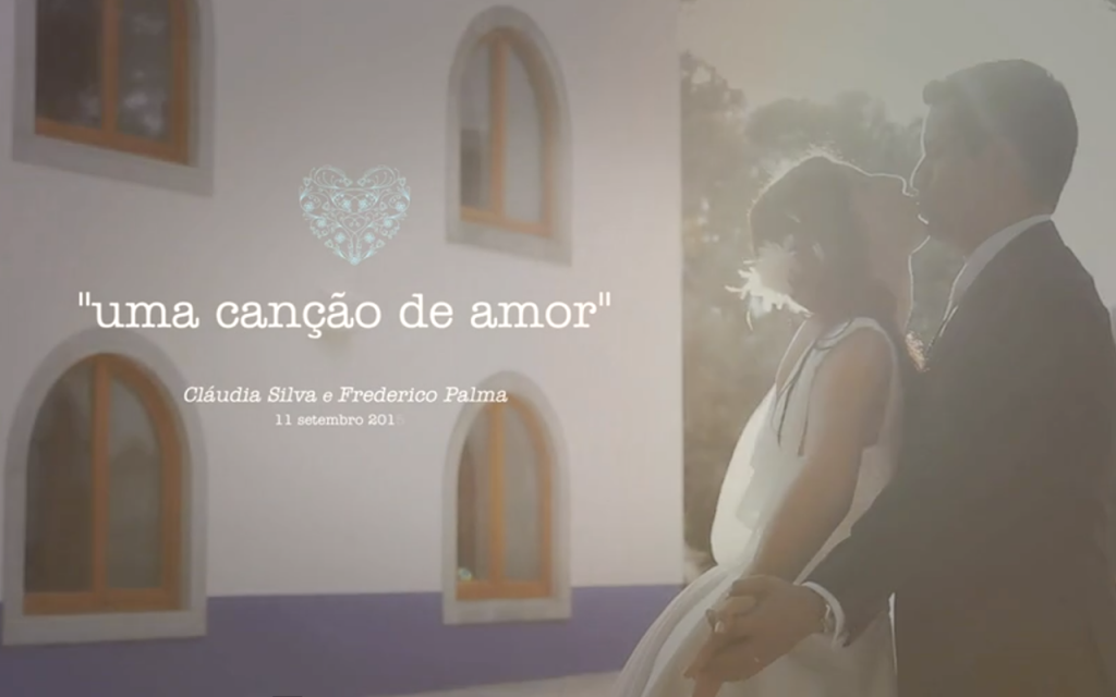 CLÁUDIA & FREDERICO – WEDDING TRAILER