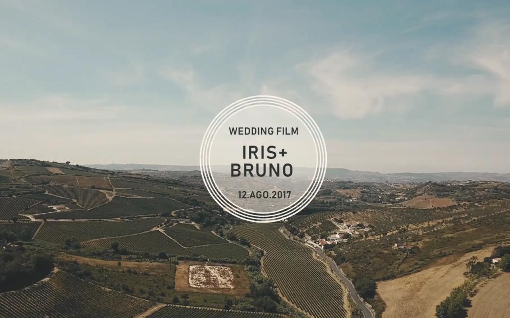 IRIS E BRUNO AGO18- TRAILER 4K