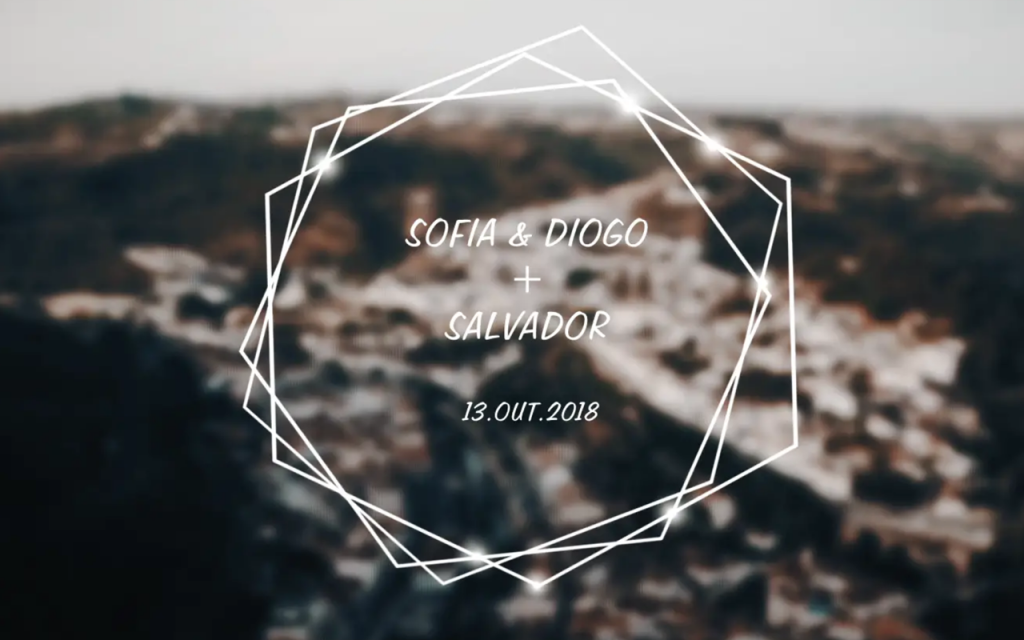 SOFIA & DIOGO + SALVADOR – SAMEDAYEDIT 13OUT18